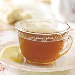 Lemon Basil Tea Recipe