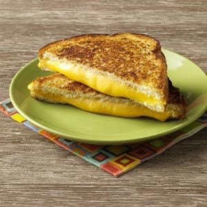 Super Grilled Cheese Sandwiches Recipe