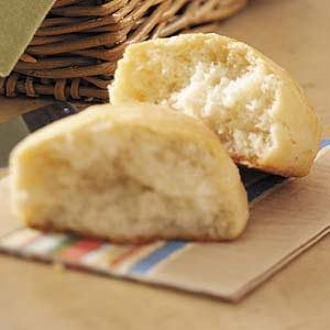 Golden Butter Biscuits