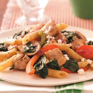 Worth Every Penne Recipe
