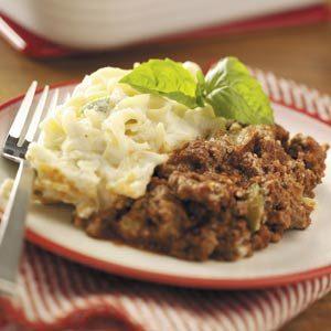 Sicilian Supper Recipe
