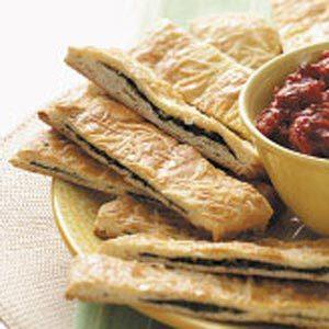 Fresh Herb Flatbread Recipe
