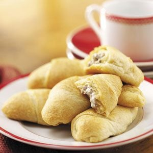 Contest-Winning Beef Stuffed Crescents Recipe