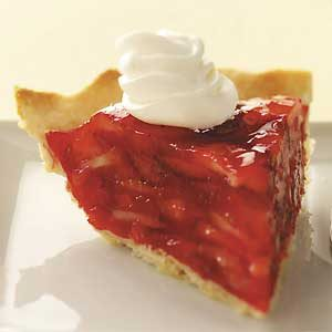 Makeover Grandma's Strawberry Pie Recipe