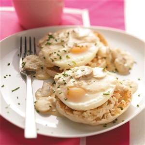 Quick Eggs Benedict Recipe