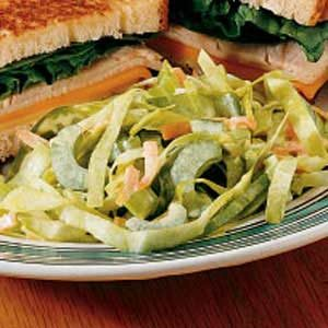Slaw for Two Recipe