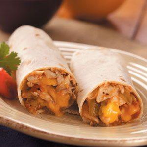 Tilapia Wraps Recipe