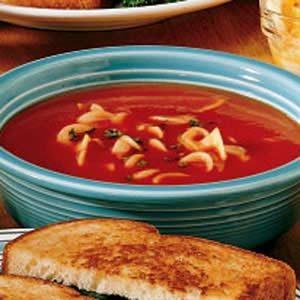 Grandma's Tomato Soup Recipe