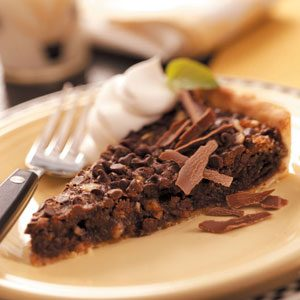 Chocolate Hazelnut Tart Recipe