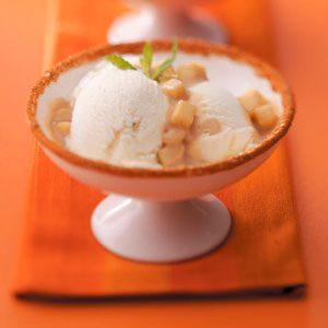 Apple Dessert Sauce Recipe