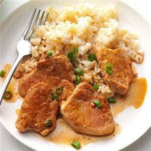 Asian Pork Medallions