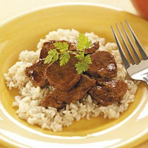 Pork Medallions with Asian Flair Recipe