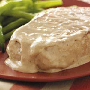 Cream Cheese Pork Chops Recipe