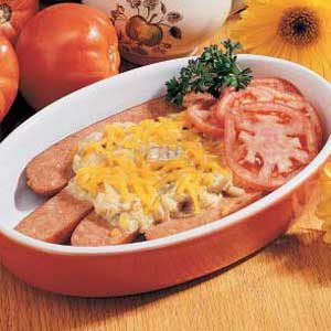 Sausage Casserole For Two Recipe