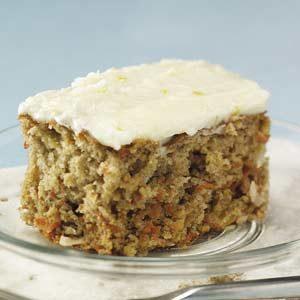 Recipe for gluten cake