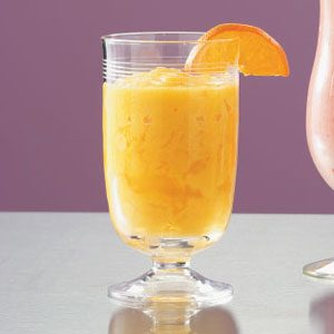 Orange Pineapple Smoothies Recipe