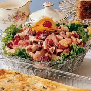 Fruit 'n' Nut Salad Recipe