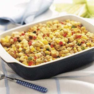 Double Corn Dressing Recipe