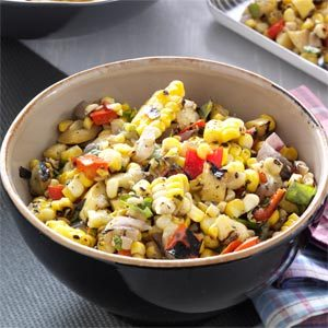 Contest-Winning Grilled Corn Salsa Recipe
