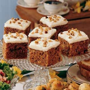 Old-Fashioned Carrot Cake Recipe