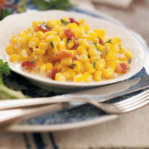 Creamed Corn with Bacon Recipe