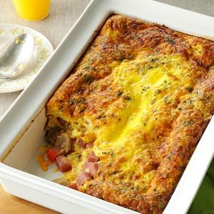 Brunch Egg Bake