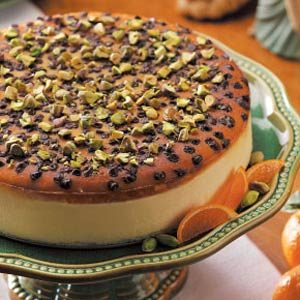 Cannoli Cheesecake Recipe