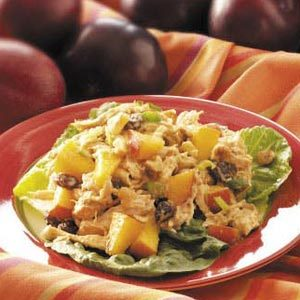 Contest-Winning Curried Chicken Salad Recipe