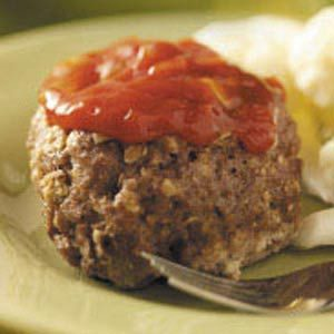 South Dakota Meat Loaf Makeover