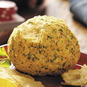 Lone Star Cheese Ball Recipe