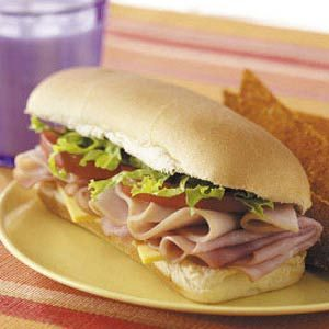 Mini Subs Recipe