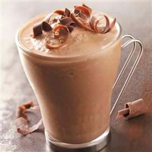 Hazelnut Mocha Smoothies