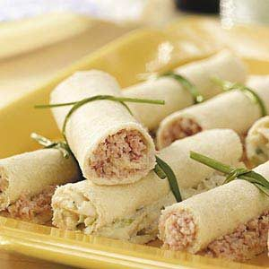 Diploma Sandwiches Recipe