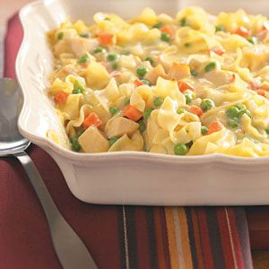 Favorite Creamy Chicken Casserole Recipe