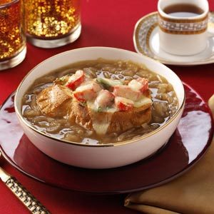 Italian-Style Onion Soup Recipe