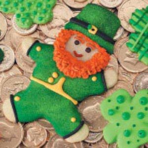 Lucky Leprechaun Cookies Recipe