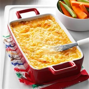 Baked Onion Cheese Dip Recipe