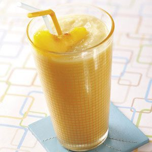 Buttermilk Melon Smoothies Recipe
