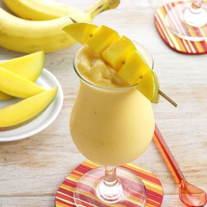 Mango Smoothies Recipe