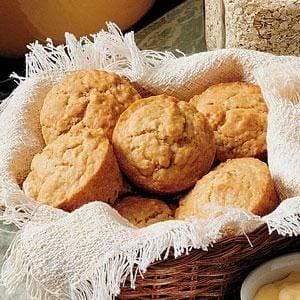 Buttermilk Oatmeal Muffins Recipe