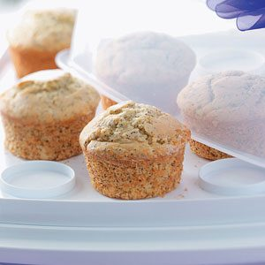 Lemony Poppy Seed Muffins Recipe