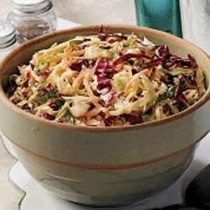 Ice Cream Coleslaw Recipe