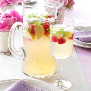 Lemony Cooler Recipe