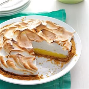 Watch Us Make: Buttermilk Lemon Meringue Pie