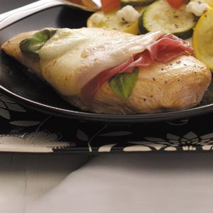 Chicken Provolone Recipe