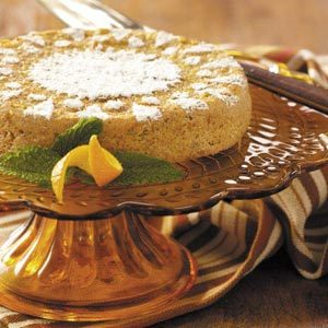 Orange Almond Cake Recipe