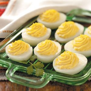 Deviled Eggs Extraordinaire Recipe