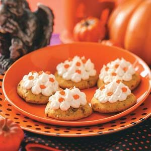 Honey-Date Pumpkin Cookies Recipe