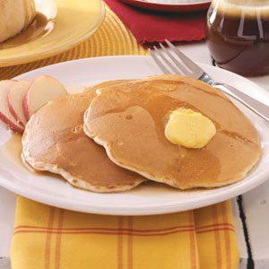 Quick Apple Pancakes Recipe