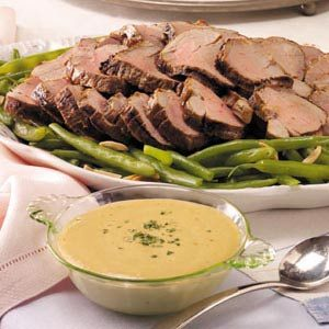 Grilled Marinated Pork Tenderloin Recipe